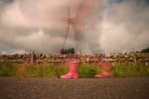 Pink wellies thumbnail